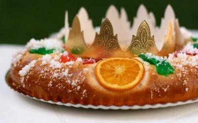 Roscón de Reyes con mermelada de… lo que quieras